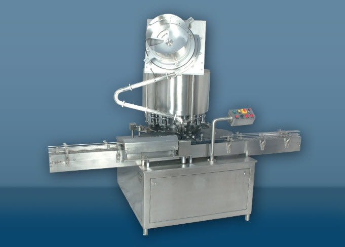 Automatic Ten Head ROPP Bottle Capping Machine